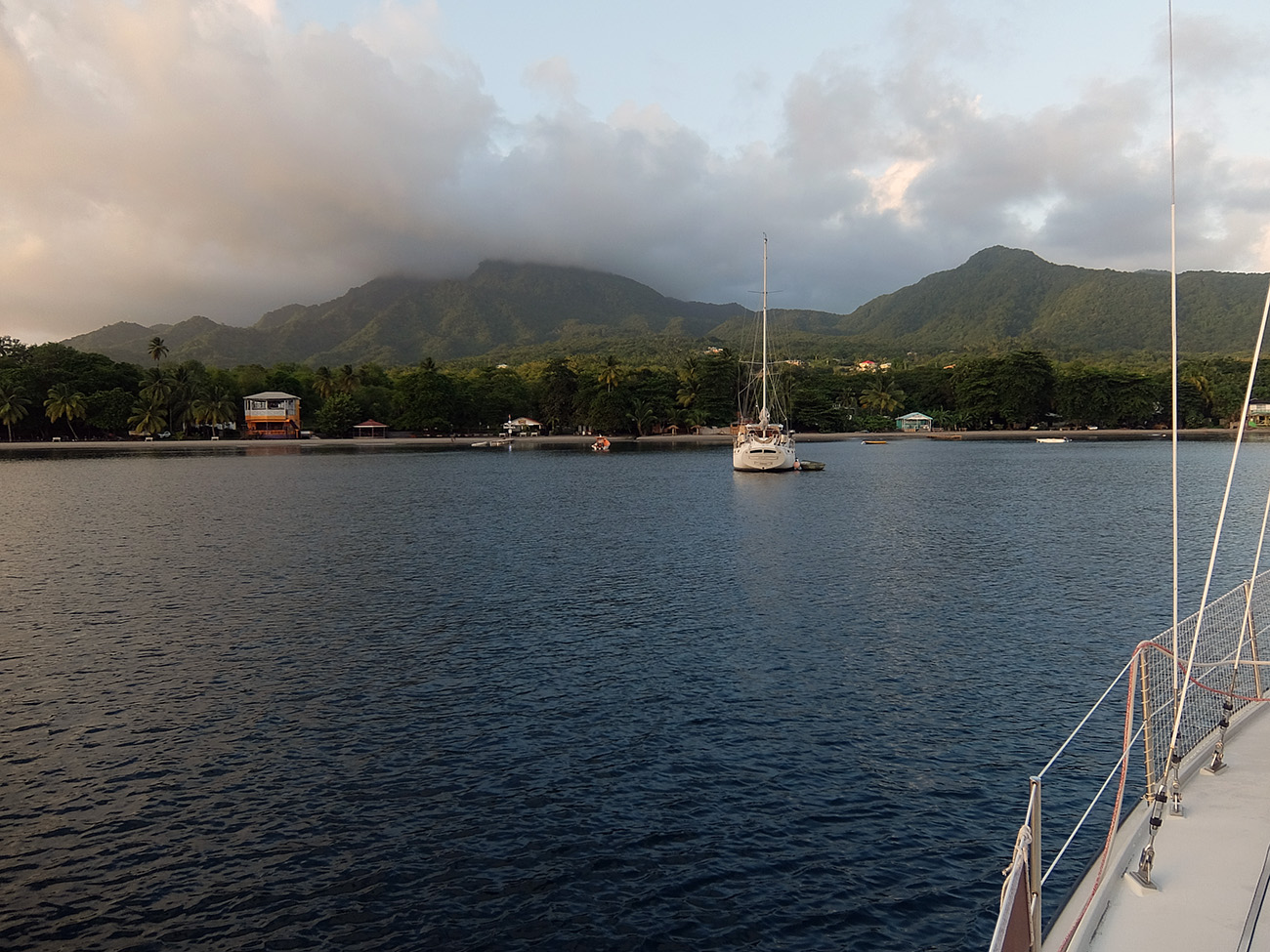 From St  Martin to Dominica to Grenada and back to Berlin – Mila
